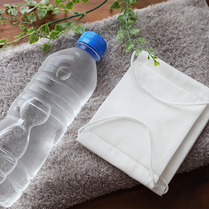 こまめな水分補給